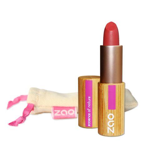 Rouge à lèvres mat - rouge orangé - 464