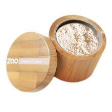 Fond de teint Mineral Silk - transparent matifiant - 500 - 15 g