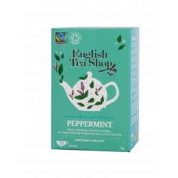 Infusion Menthe verte Bio 20 infusettes