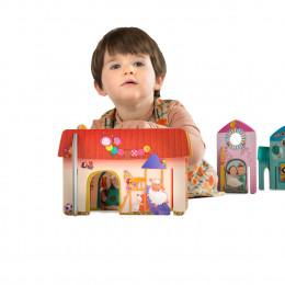 Modul'Village 21 pièces en carton - à partir de 3 ans *