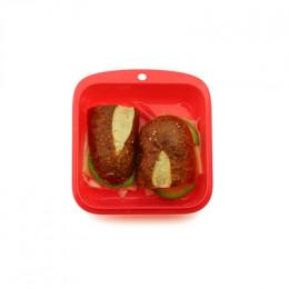 Salade ou Sandwich Récipient pour aliments *