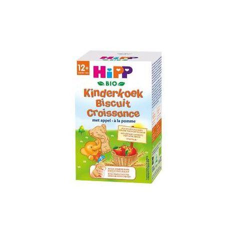 Biscuit de croissance à la pomme aux céréales complètes et sans sucre ajouté Bio Dès 12 mois