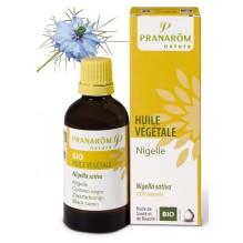Huile végétale de Nigelle ou Cumin Noir BIO - 50 ml