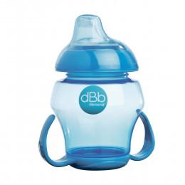Babytasse avec bec en silicone 4 mois +