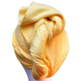 Serviette sèche-cheveux en bambou