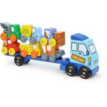 """Camion """"Empil'Travo"""" - à partir de 2 ans **"""
