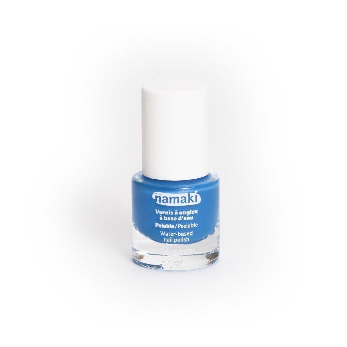 vernis ongles pour enfant 08 bleu ciel partir de 3 ans sebio