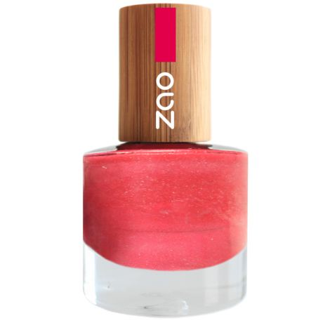 Vernis à ongles - rose fuchsia - 657 - 8 ml