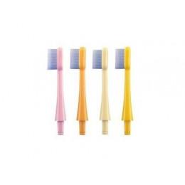 2 têtes de rechange pour brosse à dent Culbuto