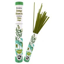 Encens végétal Sauge blanche 30 bâtons