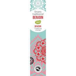 Encens traditionnel Indien Benjoin suprême 20 g