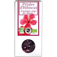 Pétales  à croquer Hibiscus 80 g