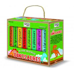Ma première bibliothèque Les dinosaures - à partir de 2 ans