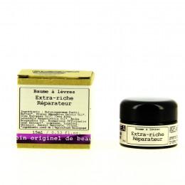 Baume à lèvres - extra-riche réparateur - 15 ml