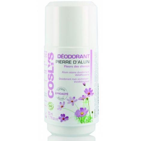 Déodorant BIO Pierre d'Alun Fleurs des champs 50 ml
