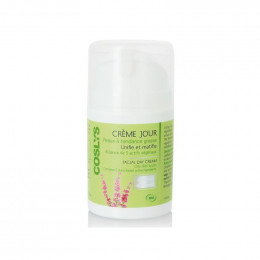Crème de jour BIO peaux grasses 50 ml