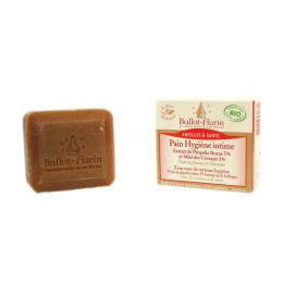 Pain hygiène intime à la propolis brune et miel des coteaux - 100 g