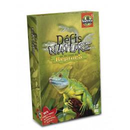 Défis Nature - Reptiles - à partir de 7 ans