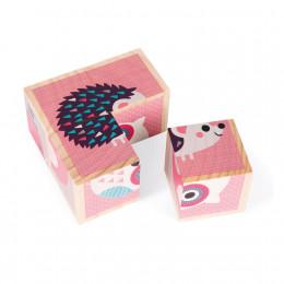 Mes premiers cubes Bébés animaux - A partir de 1 an