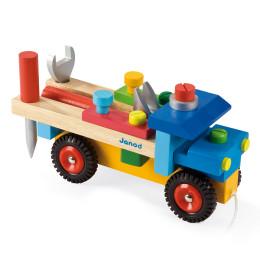 Camion Bricolo - à partir de 2 ans