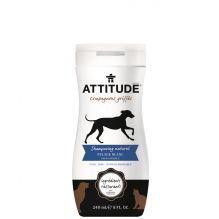 Animaux domestiques : shampooing pour pelage blanc - 240 ml