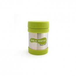Boîte à repas isotherme en inox Lime 355 ml