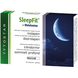 SleepFit + melatonine
