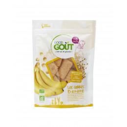 Les carrés Banane 50 g