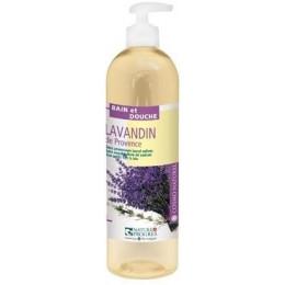 Bain & Douche Provence Lavande/Romarin - 1 litre