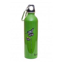 Gourde Inox 600 ml Cage oiseau