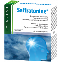 Saffratonine - Equilibre émotionnel