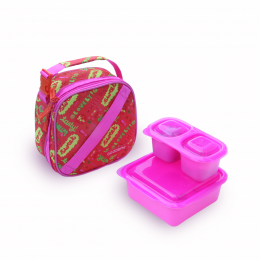Sac isotherme extensible pour repas