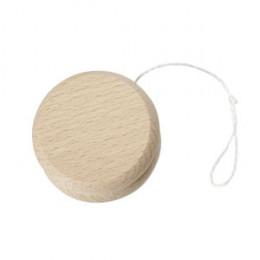 Yo-yo en bois naturel FSC - à partir de 3 ans