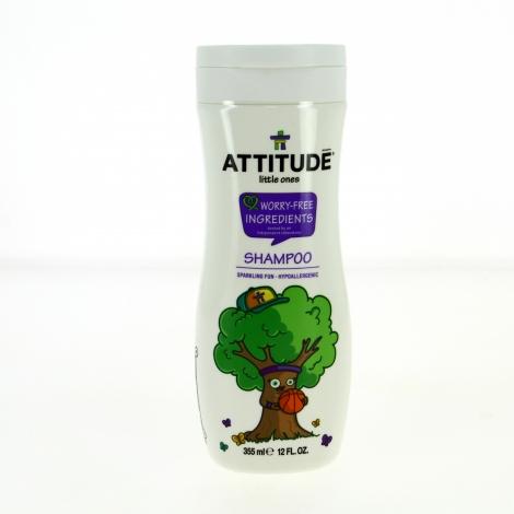 Tout-petits : shampooing hypoallergénique - plaisir pétillant - 355 ml