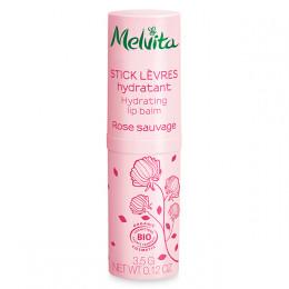 Stick lèvres hydratant à la rose sauvage 3,5 g