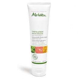 Crème pieds extra douce Soin réparateur Bio 150 ml