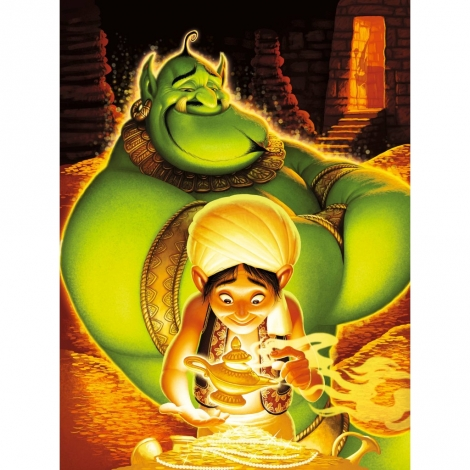 Aladin Et La Lampe Merveilleuse à Partir De 7 Ans