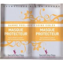 Masque protecteur nourrissant 2 x 8 g