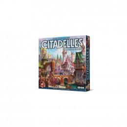 Citadelles Quatrième édition - à partir de 10 ans