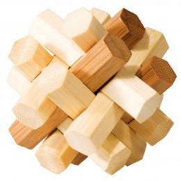 Casse-tête en bambou Imbroglio - à partir de 10 ans