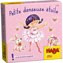 Petite danseuse étoile - à partir de 4 ans