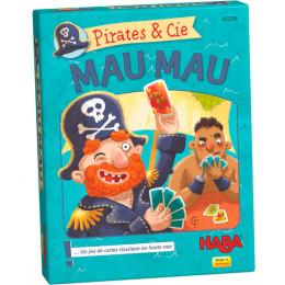 Pirates & cie - Mau Mau - à partir de 4 ans