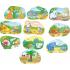 '1, 2, puzzle-moi - Les bébés d'animaux' - à partir de 2 ans