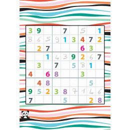 Jeu de réflexion Mini Logix 'Sudoku' - à partir de 6 ans