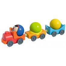 'Le petit train d'Emile' - Kullerbü - à partir de 2 ans