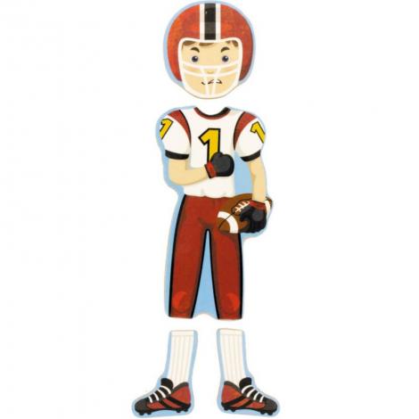 Tom le sportif A partir de 6 ans