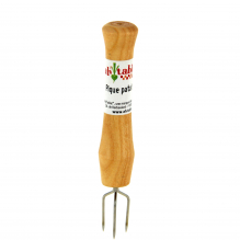 Pique patate en bois
