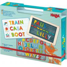 Boîte de jeu magnétique 'Alphabet' - à partir de 3 ans