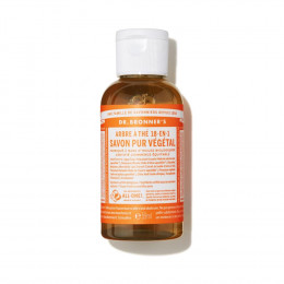 Savon de Castille multi-usage 18 en 1 Tea tree 59 ml