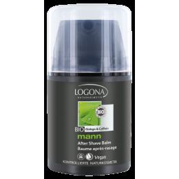 Baume après-rasage BIO pour homme - Ginkgo et caféine - 50 ml